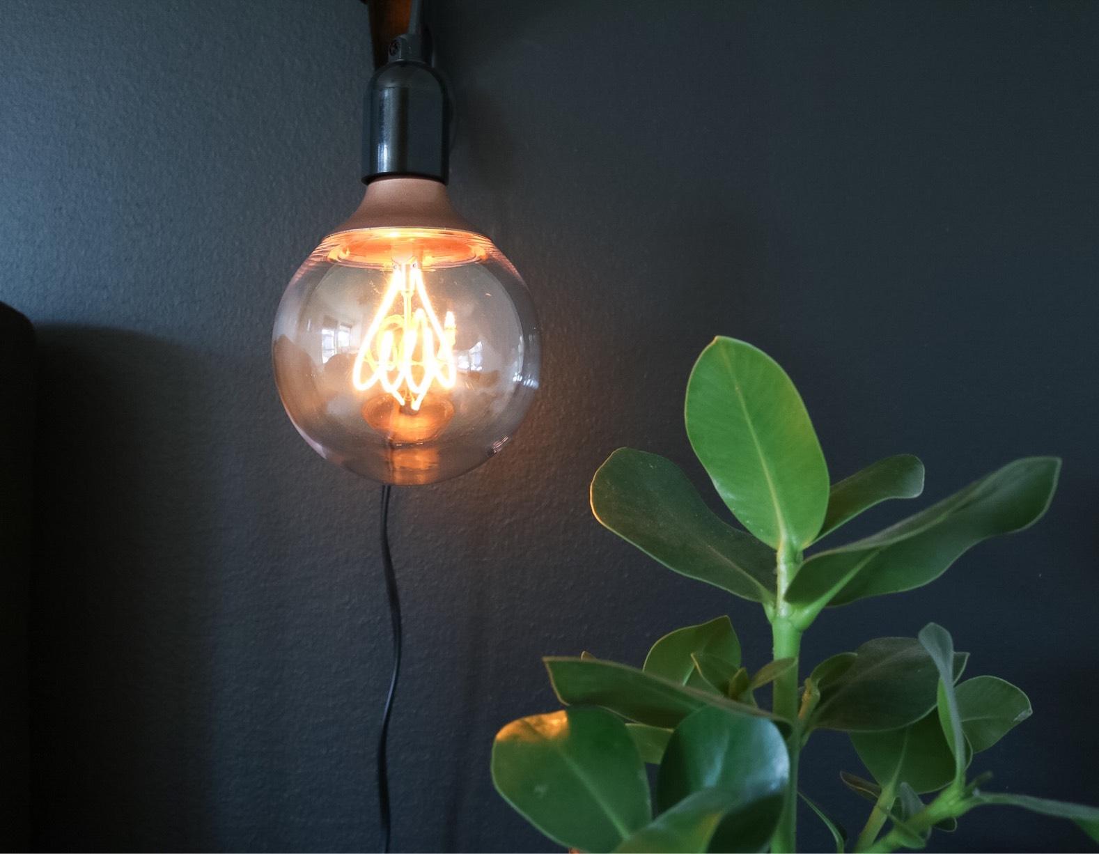 Hvordan lage en hengende lampe - HVITELINJER BLOGG