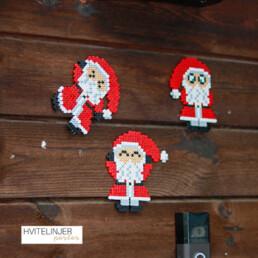 Julenissene - Perlemotiv