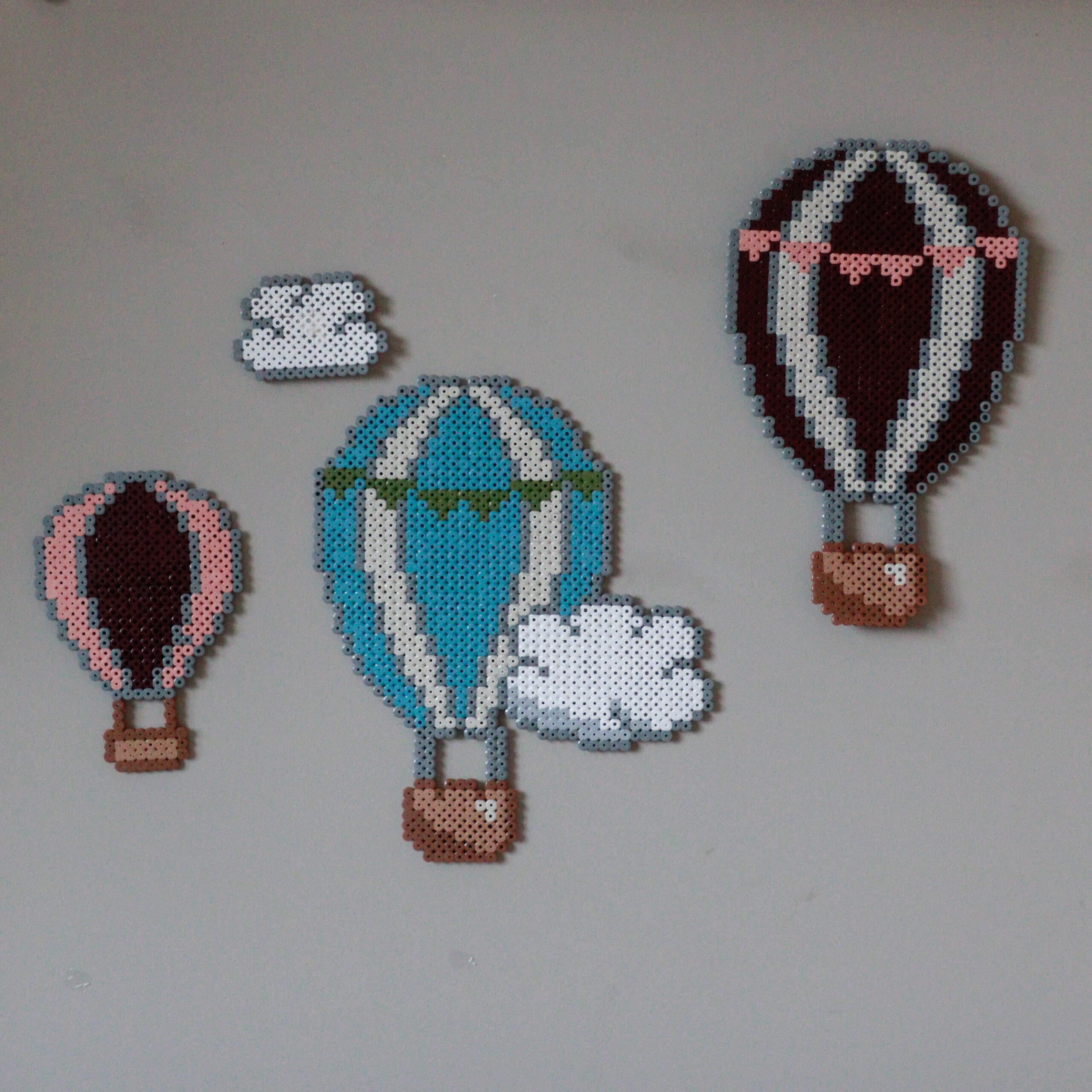Luftballonger - Perlemotiv